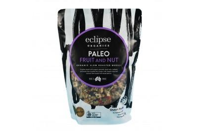 Eclipse Organics Toasted Paleo Nut & Fruit Crunch Muesli