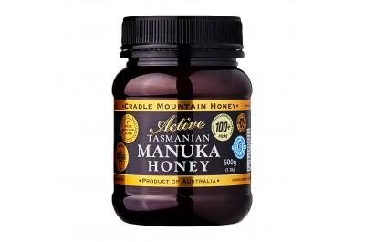 Cradle Mountain Organic Manuka Honey MGO 100+ (500g)