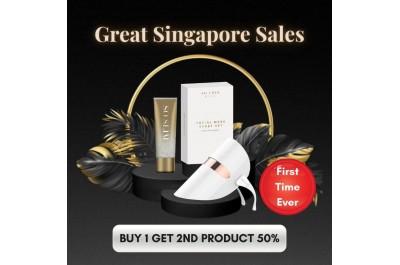 GREAT SINGAPORE SALES - SO CHIO SO SLIM