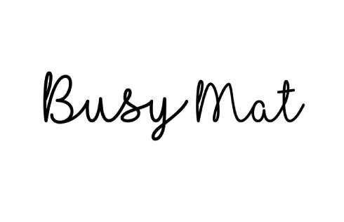 Busy Mat